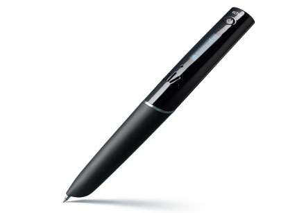 The Livescribe Pen Records Audio for Ultimate Convenience