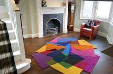 Crazy Chromatic Carpets