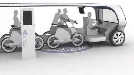 Detachable Bike Tour Vehicles