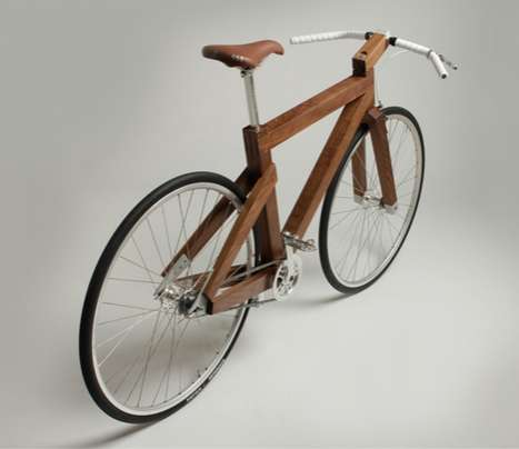 Timber Frame Two-Wheelers