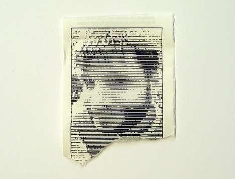 Retrofied Polaroid Hybrids