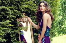 High Society Summer Shoots - The Andreea Diaconu One Magazine Editorial is Sophisticated and Sunny