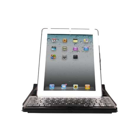Thanko iPad 2 Keyboard Case Protects & Provides Practical Function