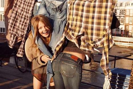 Cheeky Fashion Campaigns