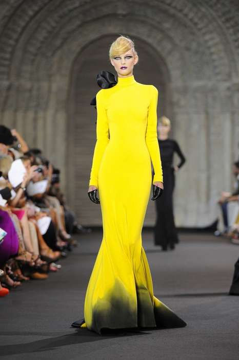 The Stephane Rolland Fall Winter 2011 Line is Bold and Fun