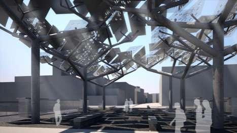Industrial Urban Arboretums