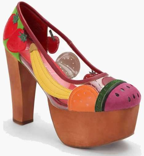 The Jeffrey Campbell Fruit Slice Heel is So Delicious You Could Eat It