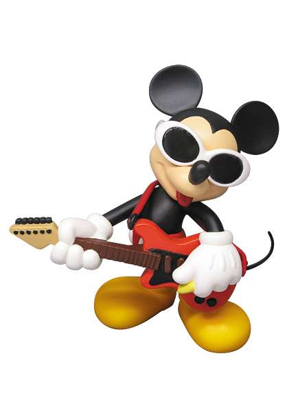 Rockstar Disney Figurines