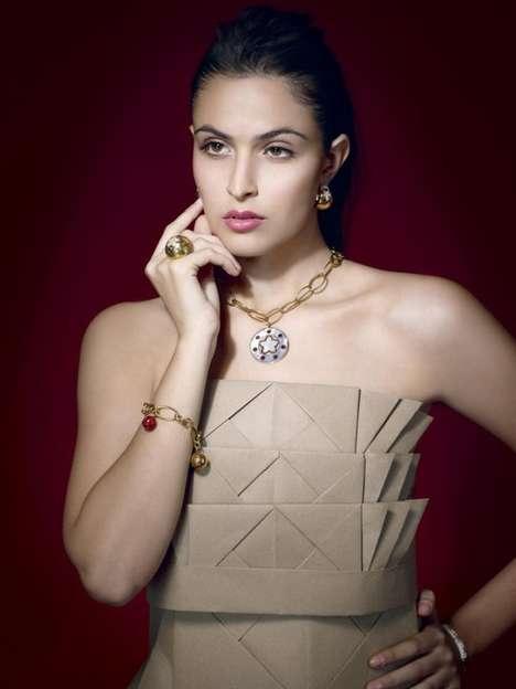 Elegant Jewelry Displays