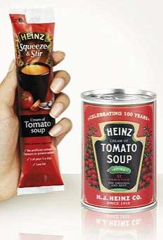 Soup Puree Packages