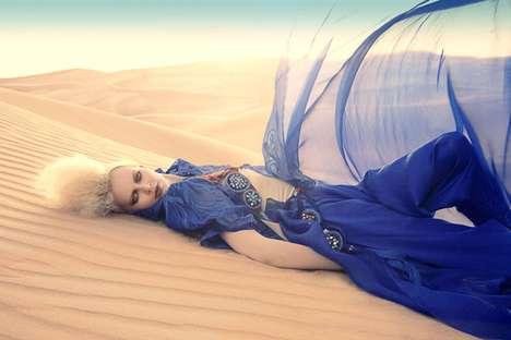 Bejeweled Sahara Shoots