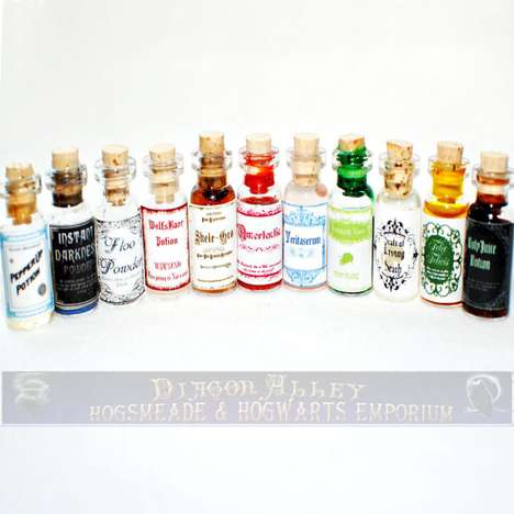 Mini Magic Potions