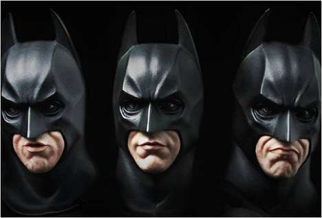 Hyper-Real Dark Knight Collectibles