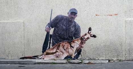 Anti-Fur Art