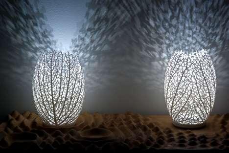 Ethereal Veiny Lighting