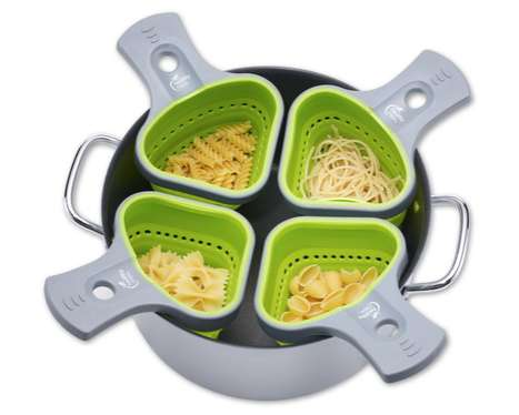 Multi-Hamper Spaghetti Cookers
