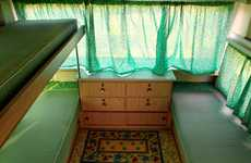 Nitty Gritty Caravan Photography - Jonathan May Captures Mobile Homes As Is