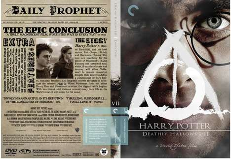 Classic Wizardry Collections - The Harry Potter Criterion Collection is Amazing