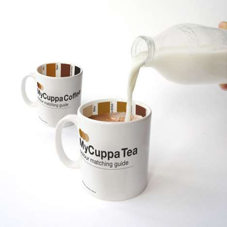Brew Mixing Guide Cups