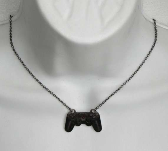 Geeky Gamer Girl Jewelry