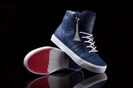 Francophile Skate Shoes
