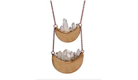 Raw Resin Jewelry