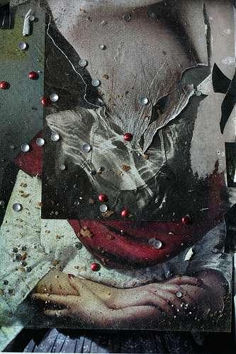 Violent Collage Creations