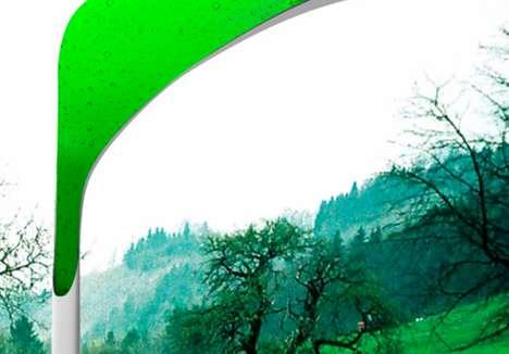 Foliage Filtering Springs