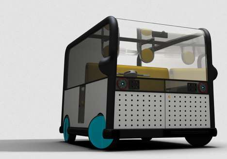 Cubic Electric Vehicles