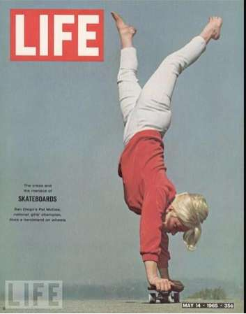 The Life Magazine 60s Skateboarding Captures are a Time Capsule