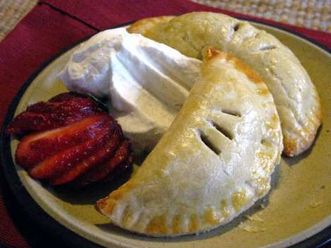 Train Trolley Treats - The Hogwarts Express Pumpkin Pasties are a Delectable Treat
