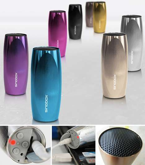 Stylish Compact Speakers