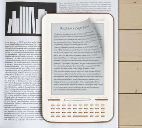 Qwerty E-Readers