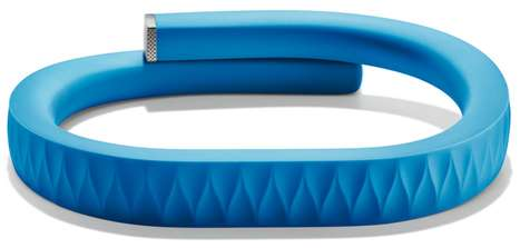 Wearable Health Trackers - The Jawbone UP Wristband Will Help You Lead a Healthier Lifestyle