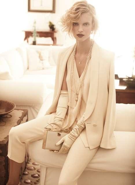 Vintage Ivory Fashions