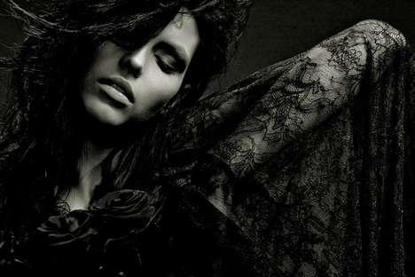 Gothic Sorceress Shoots
