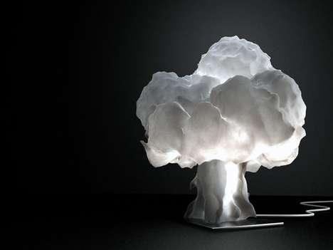 Magical Mushroom Lighting