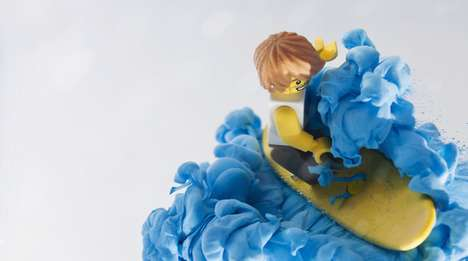 Surfing Mini Figure Shoots