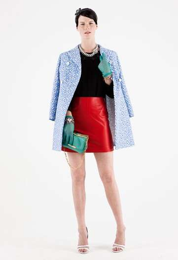 The Miu Miu Resort 2012 Collection is Full of Spontaneity and Fun