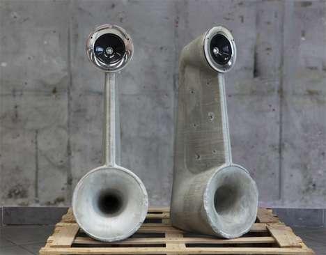 Stone Age Speakers