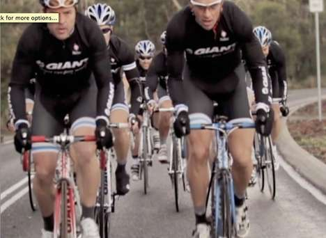 Authentic Cyclist Promotions - The Giant 'Real Riders' Sponsorships Celebrates Regular Folk