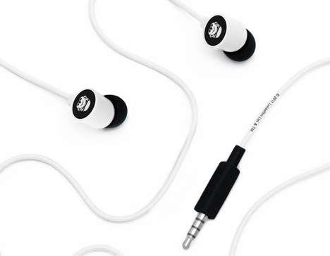 Stormtrooper MP3 Earbuds