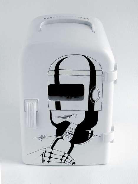 Cyborg Cop Coolers