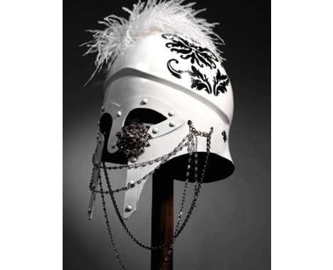 50 Futuristic Head Protectors
