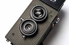 Vintage Analogue Cameras