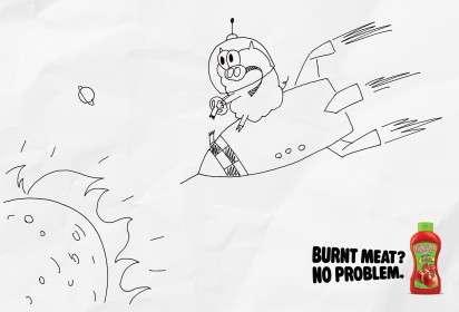 Seared Cartoon Campaigns