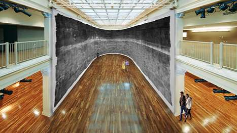 The World's Biggest Photograph Goes on Display at the Culver Center of the Arts
