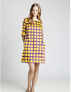 Gridlocked Fashion Frocks