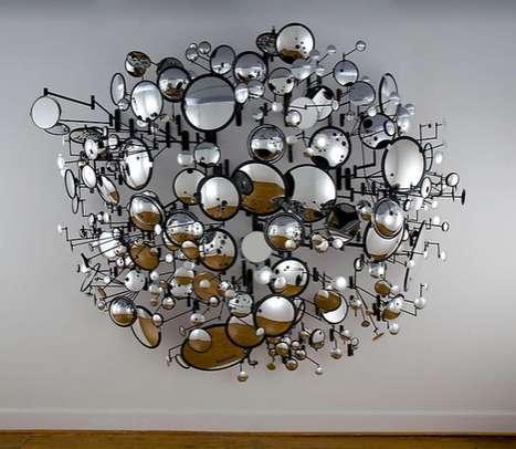 Reflective Mirror Installations