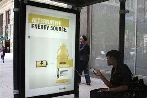 Energy-Replenishing Drinks